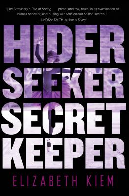 Hider, Seeker, Secret Keeper Cover Image