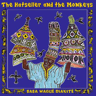 The Hatseller and the Monkeys Cover Image