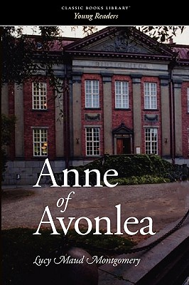 Anne of Avonlea Cover Image