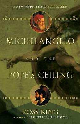 Michelangelo & the Pope's Ceiling Cover