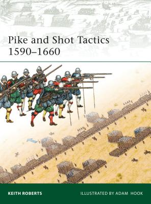 Pike and Shot Tactics 1590-1660 Cover