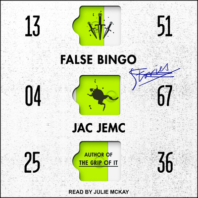 False Bingo: Stories Cover Image