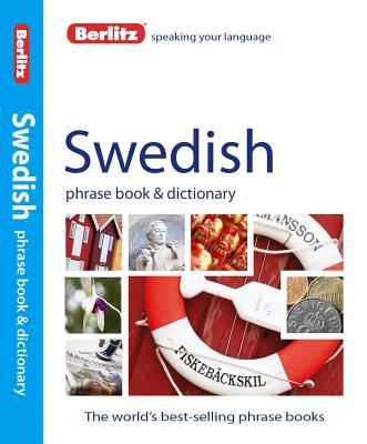 Berlitz Swedish Phrase Book & Dictionary (Berlitz Phrase Book & Dictionary: Swedish) Cover Image