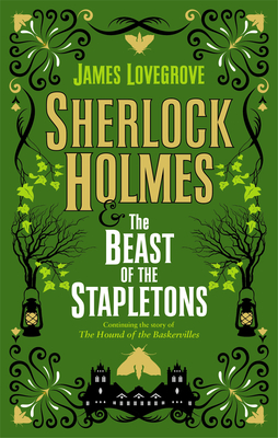 Sherlock Holmes and the Beast of the Stapletons Cover Image