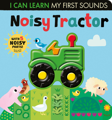 Noisy Tractor (I Can Learn) Cover Image