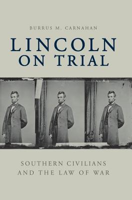 Lincoln on Trial Cover