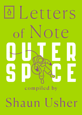 Letters of Note: Outer Space Cover Image