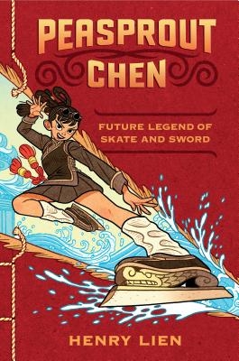 Peasprout Chen, Future Legend of Skate and Sword Cover Image