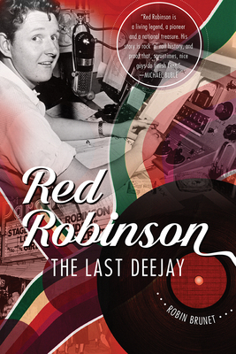 Red Robinson: The Last Deejay Cover Image