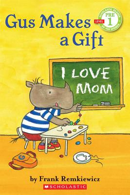 Gus Makes a Gift Cover