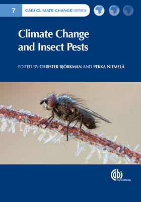 Climate Change and Insect Pests Cover Image