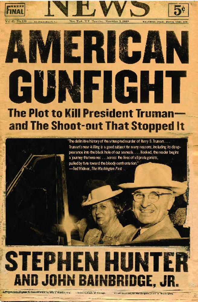 American Gunfight Cover