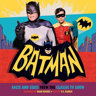 Batman: Facts and Stats from the Classic TV Show Cover Image
