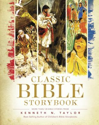 Classic Bible Storybook Cover Image