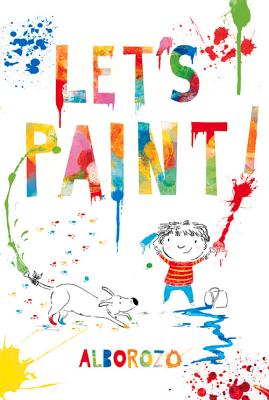 Cover for Let's Paint!