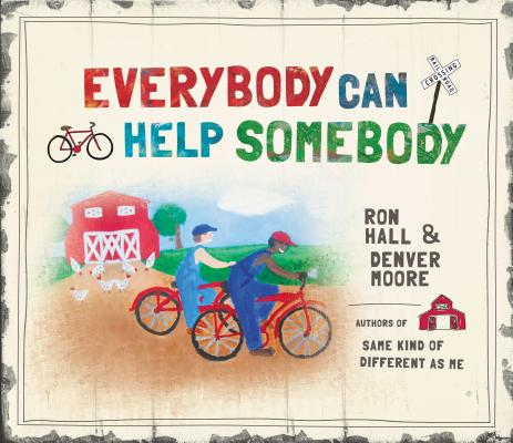 Everybody Can Help Somebody Cover