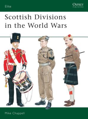 Scottish Divisions in the World Wars Cover Image