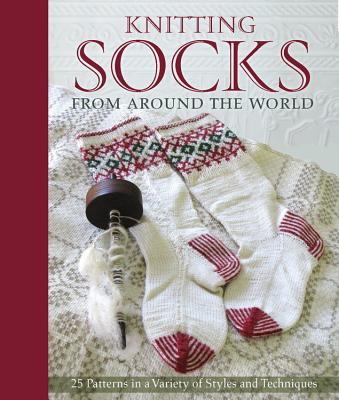 Knitting Socks from Around the World Cover