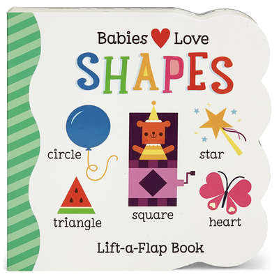 Babies Love Shapes Cover Image
