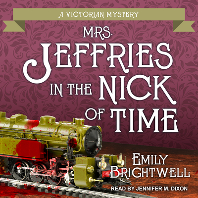 Mrs. Jeffries in the Nick of Time Cover Image