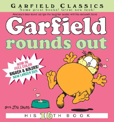 Garfield Rounds Out: His 16th Book Cover Image