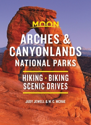 Cover for Moon Arches & Canyonlands National Parks