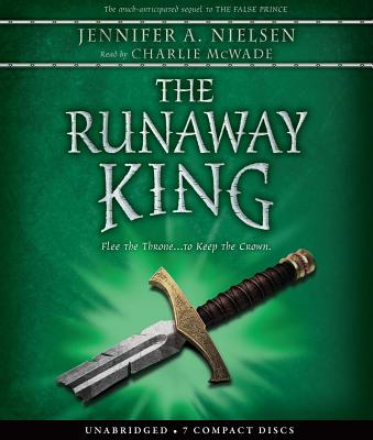 The Runaway King (The Ascendance Series, Book 2) Cover Image