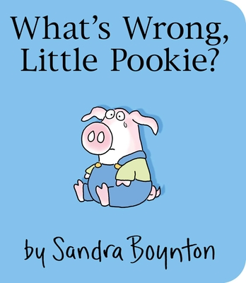 What's Wrong, Little Pookie? Cover Image