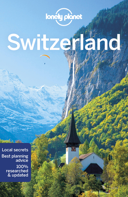 Lonely Planet Switzerland 9 (Country Guide) Cover Image