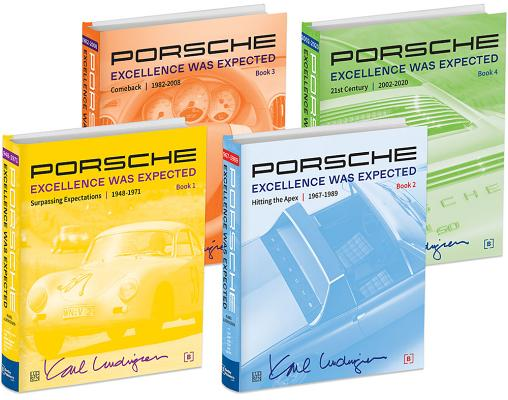 Porsche-Excellence Was Expected Cover Image