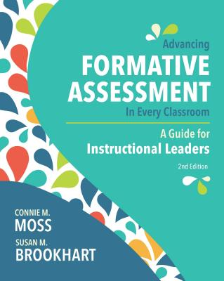 Advancing Formative Assessment in Every Classroom: A Guide for Instructional Leaders Cover Image