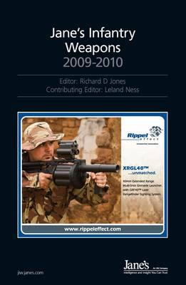 Cover for Jane's Infantry Weapons