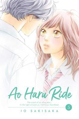 Ao Haru Ride, Vol. 5 Cover Image
