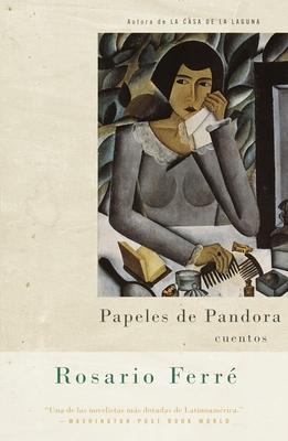 Papeles de Pandora Cover
