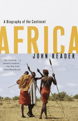 Africa: A Biography of the Continent Cover Image