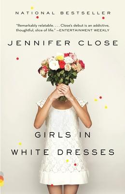 Girls in White Dresses Cover Image