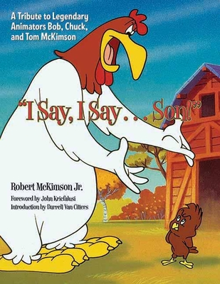 Cover for I Say, I Say... Son!