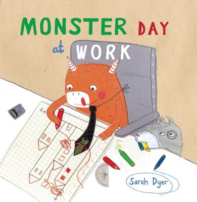 Monster Day at Work Cover