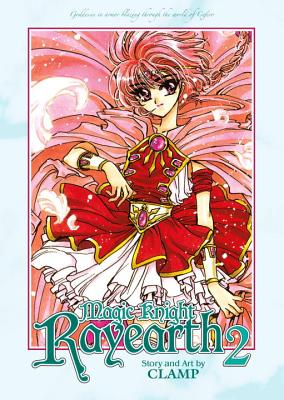 Magic Knight Rayearth Volume 2 Cover