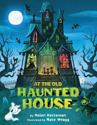 At the Old Haunted House Cover Image