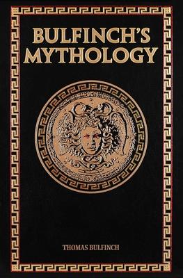 Bulfinch's Mythology (Leather-bound Classics) Cover Image