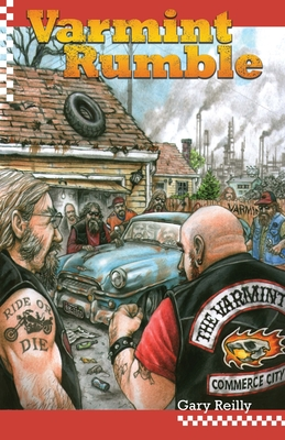 Varmint Rumble (Asphalt Warrior #9) Cover Image