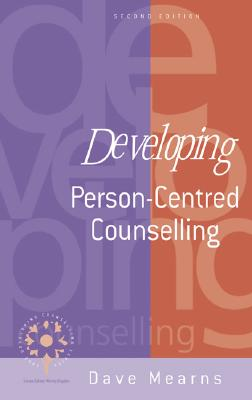 Developing Person-Centred Counselling (Developing Counselling) Cover Image