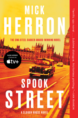 Spook Street (Slough House #4) Cover Image