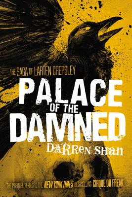 Palace of the Damned Cover