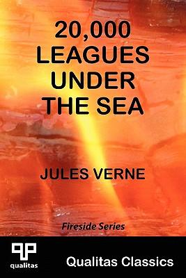 20,000 Leagues Under the Sea (Qualitas Classics) (Qualitas Classics. Fireside) Cover Image