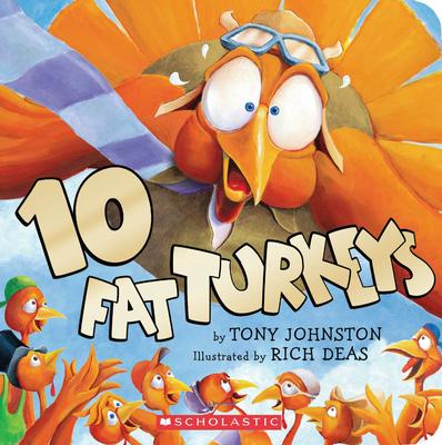 10 Fat Turkeys Cover Image