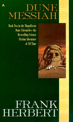 Dune Messiah Cover Image