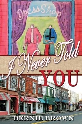 I Never Told You Cover Image