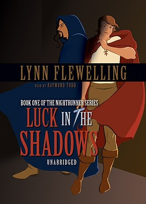 Luck in the Shadows (Nightrunner #1) Cover Image